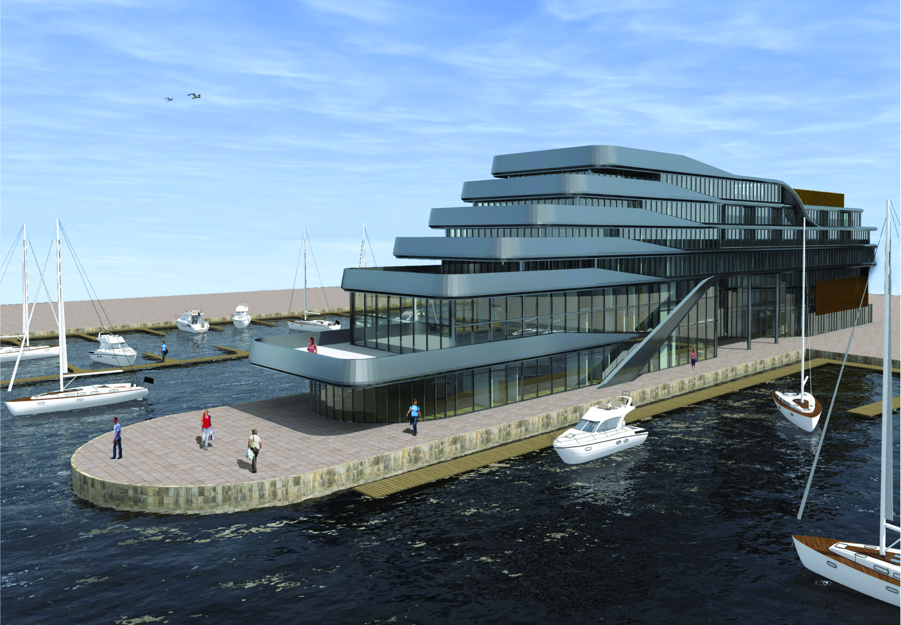 Southampton Harbour Hotel Design And Access 2 Pdf